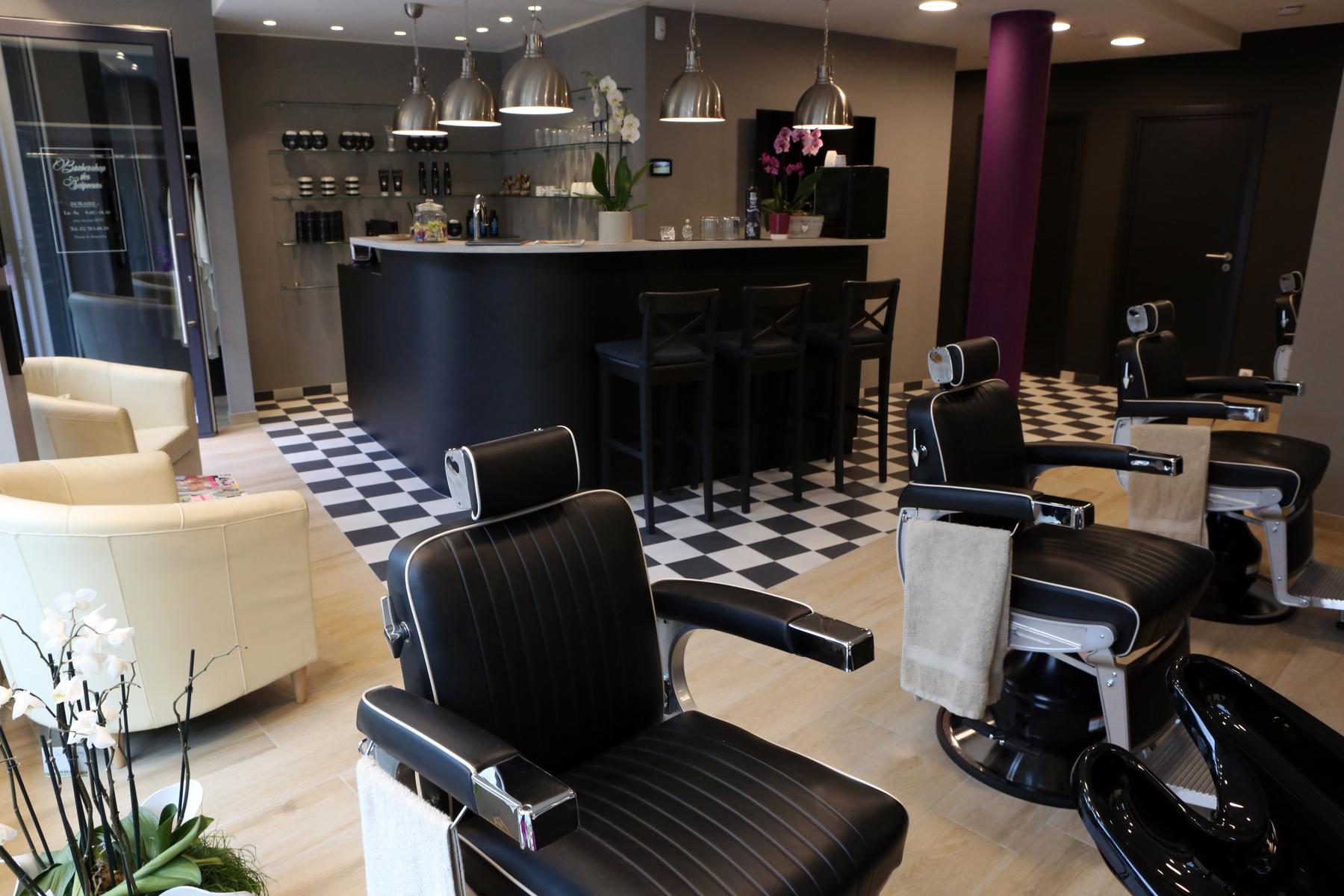 Barbershop woluwe saint pierre barbershop des seigneurs coiffure homme et enfants - Salon d esthetique pour homme ...
