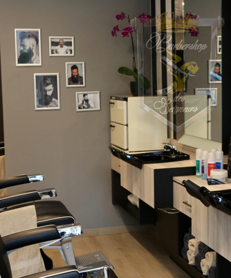 Barbershop des Seigneurs - Coiffeur – Barbier – Esthétique pour hommes